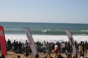 King of the Groms at the Quiky Pro