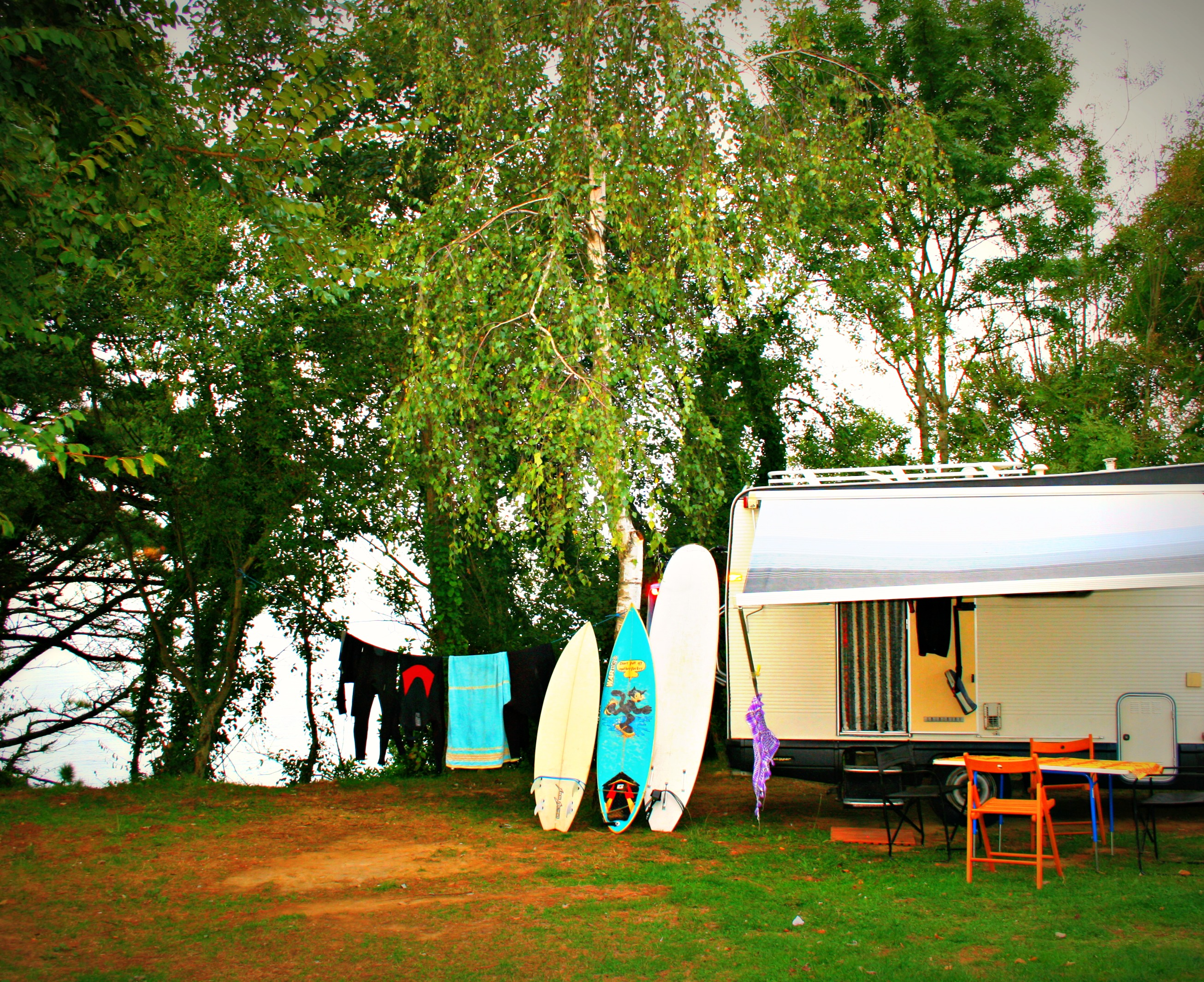 Ultimate surf Road Trip, France surf road trip, Spain surf road trip, france surf camping, northern spain surf camping